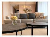 Disewakan Apartemen Anandamaya Residence - 3 Bedroom with Modern Interior, Unblocking View