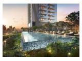 Disewakan Apartemen Modern Verde Two (Verde 2) di Jakarta Selatan - 2 BR Fully Furnished