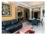 Disewakan Apartemen Central Park Residence Jakarta Barat - 3+1 BR Fully Furnished