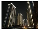 Sewa Apartemen M Town Residences Gading Serpong - Studio / 1 / 2 / 3 BR Unfurnished dan Full Furnished