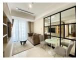 Sewa Apartemen Casa Grande Residence Tower Angelo - 2+1 BR Luas 76 m2 Fully Furnished