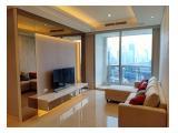 Disewakan Apartemen The Elements Kuningan Jakarta Selatan - 2 / 3 BR Semi & Fully Furnished