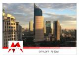 Disewakan Cityloft Apartemen di Sudirman, 1BR, City View, Loft Style. Well Maintained with Lovely Furniture by Malago Project
