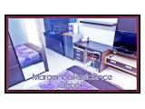 Sewa Harian Apartemen Margonda Residence Depok - Studio Room Full Furnished