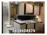 Sewa Apartemen Thamrin Executive Residence - 1 BR Full Renovated, Furnished Bagus, Siap Huni