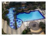 Sewa Apartemen Green Palace Kalibata City Tower Raffles Jakarta Selatan - Studio Full Furnished