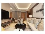 Sewa / Jual Apartemen South Hills Kuningan Jakarta Selatan - 1 / 2 / 3 BR Fully Furnished & Luxurious