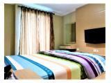 Disewakan Apartemen The Boulevard di Thamrin Jakarta Pusat – 1 BR 45 m2 Fully Furnished