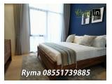 For Rent Apartment Verde 2 Kuningan – 2 & 3 Bedroom Full Furnished and Semi Furnished Ready To Move In
