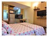 Studio Apartment Near MRT, Thamrin, Sudirman, Senayan Full Furnished