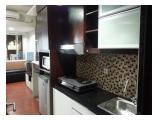 Disewakan Apartemen Tamansari Sudirman Jakarta Selatan - Studio 29 m2 Fully Furnished