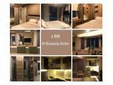 Jual & Sewa Harian / Mingguan / Bulanan Apartemen Grand Kamala Lagoon - Furnished, View Bagus