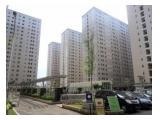 Apartemen murah di Kalibata City, Type Studio, Furnish, Tanpa Perantara