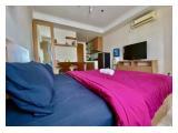 Sewa Apartemen Harian dan Transit Margonda Residence 2 Depok - Studio Fully Furnished