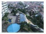 Disewa Apartemen di Bekasi Barat Grand Kamala Lagoon 1 BR View Pool Fully Furnish