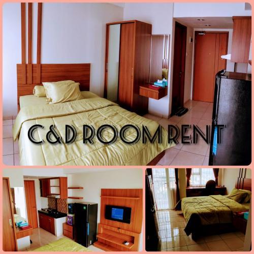 B Residence Rose Sewa Apartemen Net