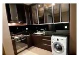 Disewakan Apartemen Sahid Sudirman Residences Jakarta Pusat – 2BR 75 m2 Fully Furnished