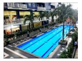 Sewa Harian & Mingguan Apartemen Center Point Bekasi - Tipe 2 BR Full Furnished, Free Wi-Fi & Cable TV