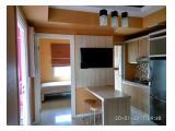 Disewakan Apartemen Greenlake Sunter - 2 Bedroom dan Studio Fully Furnished, Tower 1 dan 2