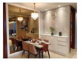 Sewa Apartemen The Elements Kuningan Jakarta Selatan - 2+1BR Fully Furnished