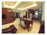 Disewakan/Dijual Apartemen Kemang Village Lippo Mall Kemang – Studio / 2 / 3 / 4 BR Fully Furnished