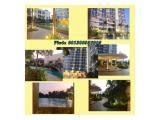 Sewa Apartemen Capitol Park Residence Jakarta Pusat - Studio Fully Furnished