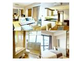 Sewa Apartment 1 Park Avenue Gandaria, 2+1BR, furnished