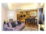 Disewakan Apartemen Sudirman Tower Condominium (Lippo Sudirman) - 2 Bedroom Fully Furnished