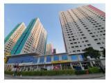 Sewa Apartemen Green Pramuka City Jakarta Pusat - Studio Unfurnished/Kosongan