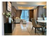 Disewakan Apartemen Setiabudi Residence Jakarta Selatan, 2 / 3 Bedroom Fully Furnished