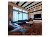 Disewakan Apartemen St Moritz, Penthouse 4BR, Full Furnished - Puri Indah, Jakarta Barat