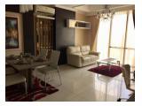 Disewakan Apartemen Denpasar Residence - Kuningan City, 2 KM, 2 KT, Furnished, Kondisi Bagus