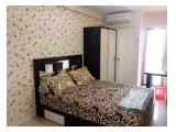 Sewa Unit Studio Apartemen Kalibata City - Green Palace Tower Mawar