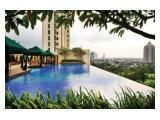 Apartment Senayan City Residence Connecting to Mall Senayan City, Size 217-245 Sqm