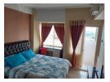 Sewa Harian / Transit Apartemen Margonda Residence 4 & 5 Depok – Studio Full Furnished Queen Size Bed