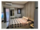 Low Floor, Full Furnished, Cozy, Studio Tamansari Sudirman Apartment