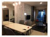 Apartemen Sudirman Suites, 3bedroom, fullfurnished, siap huni.