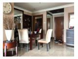 Disewakan unit 3 BR furnished apartemen puri imperium
