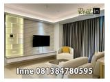 Sewa Apartemen Casa Grande Residence II Tower Angelo - 2 & 3 Bedroom Private Lift Fully Furnished