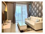 Disewakan Apartemen Casa Grande Residence ( Mall Kota Kasablanka) – Tower Montreal 2+1BR 72Sqm Full Furnished