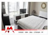 Disewakan Apartemen Verde Residence – 2 BR & 3 BR, Fully Furnished, Pet Friendly, Spacious with Friendly Price, by Malago Project