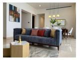 Sewa Apartemen The Pakubuwono Spring Jakarta Selatan - 2+1 BR Furnished, Lantai 37