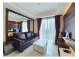 Sewa Apartemen Casa Grande Phase II - 1 BR 42 m2 Fully Furnished
