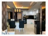 Disewakan Apartemen Casa Grande Residence - 2 BR + 2 BA Fully Furnished, City View, Good Interior