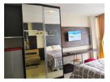 Disewakan Apartemen Beverly Dago Bandung – Full Furnished, Modern Minimalist Interior, Good View, Type Studio 34 M2
