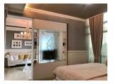 Apartemen Disewakan di Thamrin Residence 2 Bedroom Mewah Lantai Fasilitas