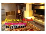 Sewa Bulanan Apartemen Puncak Bukit Golf Surabaya Barat - Studio Full Furnished Mewah, Langsung Owner