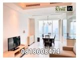 For Rent Apartment The Peak Sudirman 3 Bedrooms Fully Furnished Ready To Move In