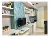 Sewa Apartemen Cosmo Terrace Jakarta Pusat - Studio Furnished