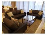 Disewakan District 8 Apartment 3 Bedroom Brand New Furnished Ready to Move